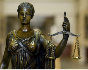 Will Lady Justice Come Down on the IRS?