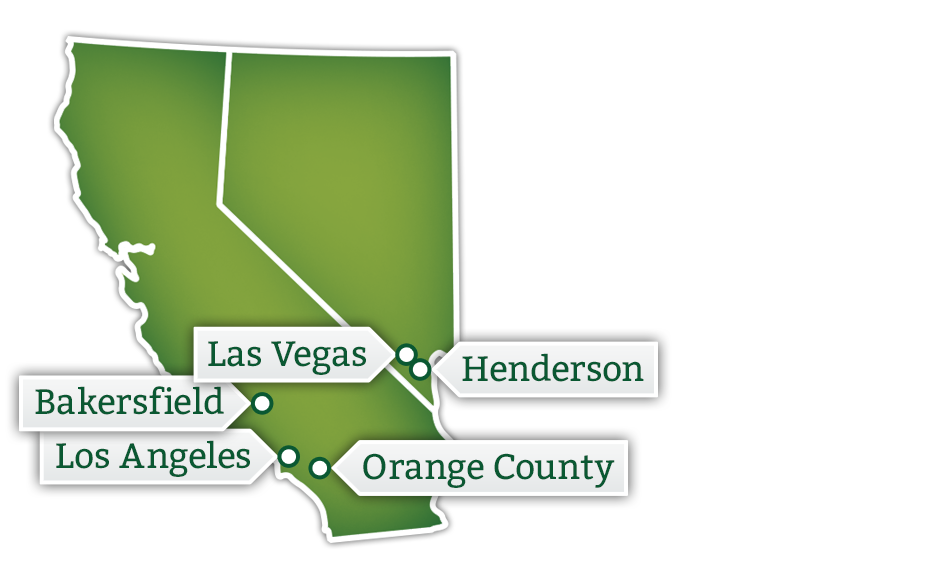 Tax Relief Offices in California and Nevada