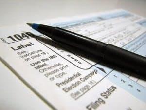 Unfiled Tax Return